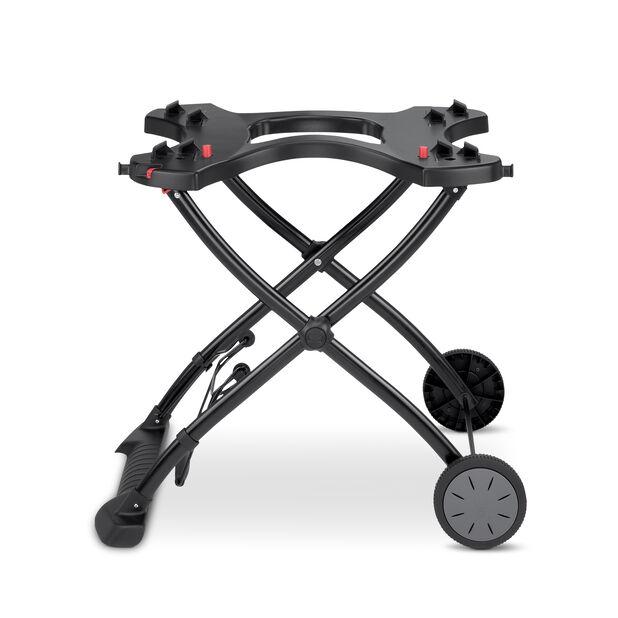 Rolling Cart For Q, Svart