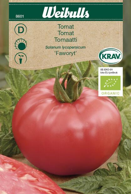 Tomat 'Faworyt' KRAV