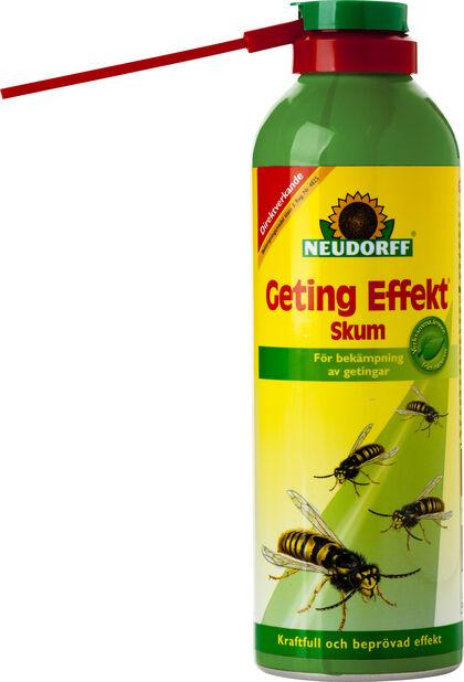 Geting effekt skum, 300 ml, Flerfärgad