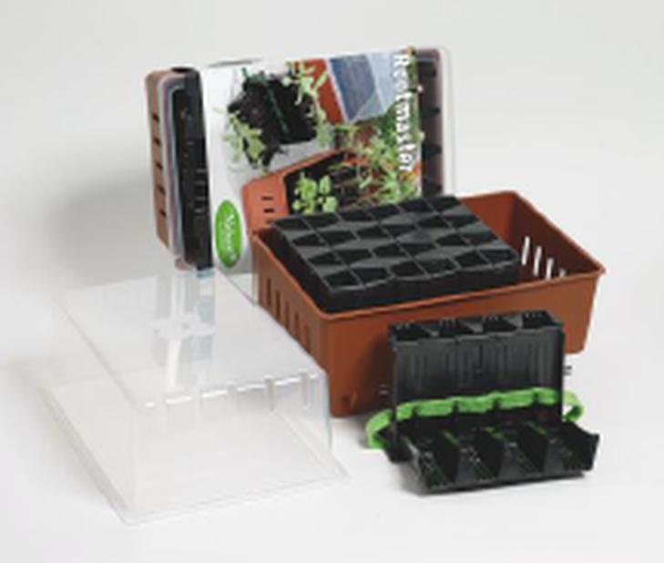Plantstart root-master svart