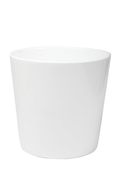 Kruka Harmoni, Ø21 cm, Vit