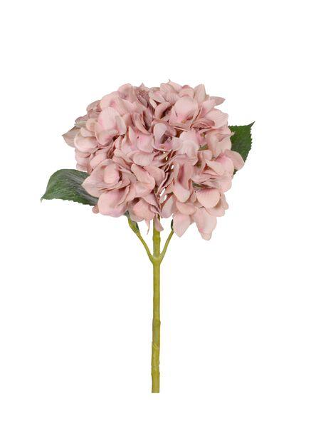 Hortensia konstgjord, Längd 67 cm, Rosa