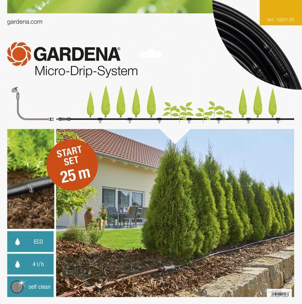 Startpaket plantrader M Gardena