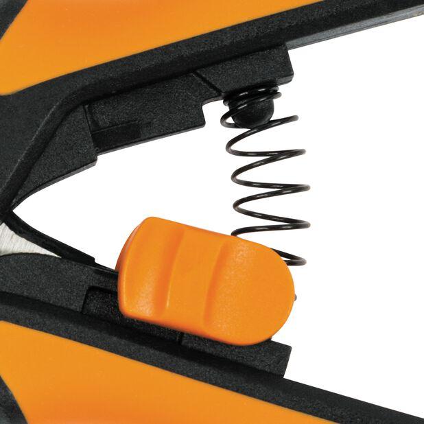 Örtsax Solid P13 microtip Fiskars, Längd 24 cm, Orange