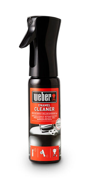 Bbq Cleaner For Porcelain Enamel, Svart