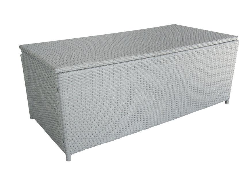 Dynlåda Lyon 160x75x63 cm, grå
