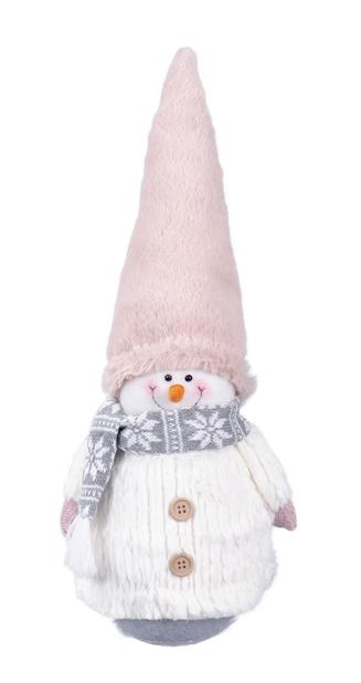 Snögubbe Frosty