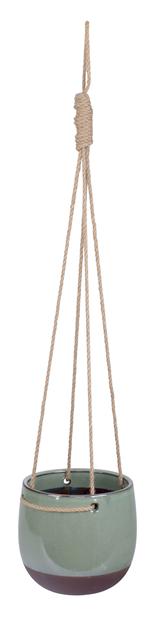 Ampelkruka Alva, Ø19 cm, Grön