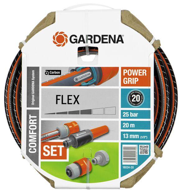 "Slangset ComfortFLEX 20M 1/2"" Gardena"