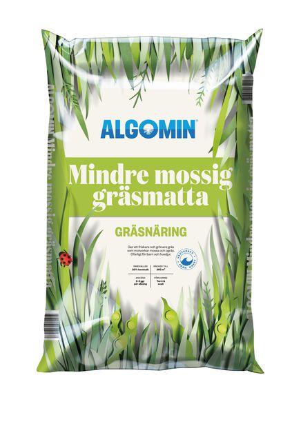 Gräsgödsel Mossa Algomin, 16 kg