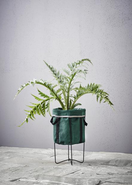 Herba ställ till odlingspåse 45 cm grå
