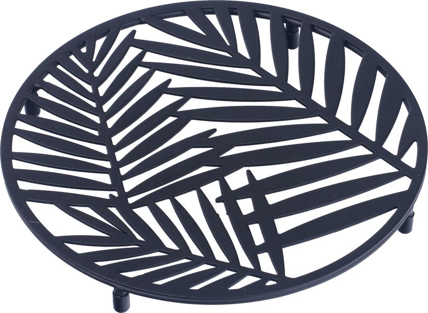 Krukunderlägg Rebecka, Ø28 cm, Svart