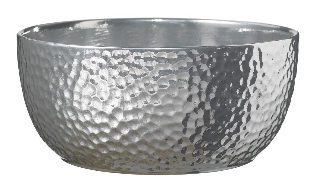 Skål Grace, Ø24 cm, Silver