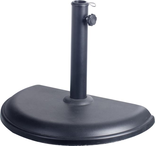 Parasollfot Linn 10 kg, svart