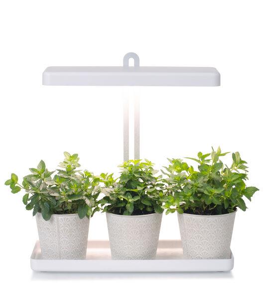 Bricka m plantbelysning LED 20W