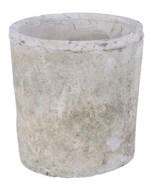 Kruka Clay  , Ø17 cm, Grå