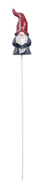 Dekorationspinne tomte, Grå