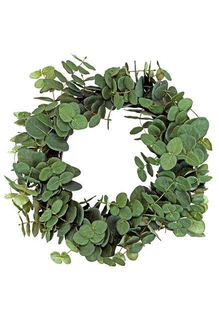 Krans Eukalyptus, Ø54 cm, Grön