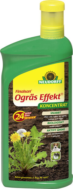 Ogräs Effekt koncentrat, 100 ml