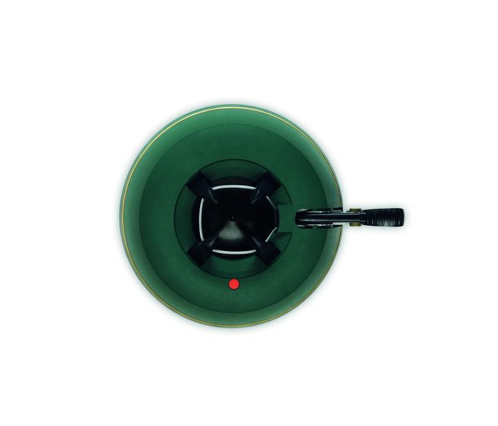 Julgransfot Krinner Basic S, Ø28 cm, Grön