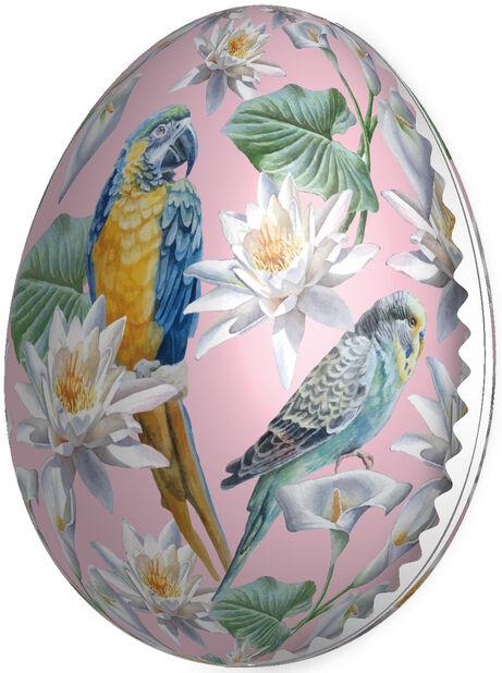 Påskpynt påskägg, Höjd 15 cm, Flerfärgad