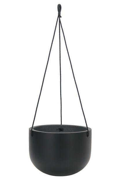 Ampelkruka Nova, Ø30 cm, Svart