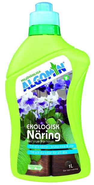 Algomin ekologisk näring 1L