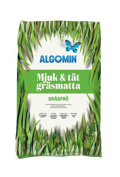 Gräsfrö Mjuk & tät Algomin, 5 kg