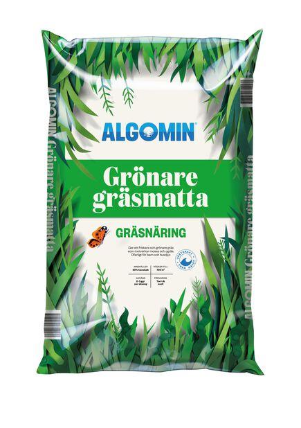 Gräsgödsel Algomin , 16 kg